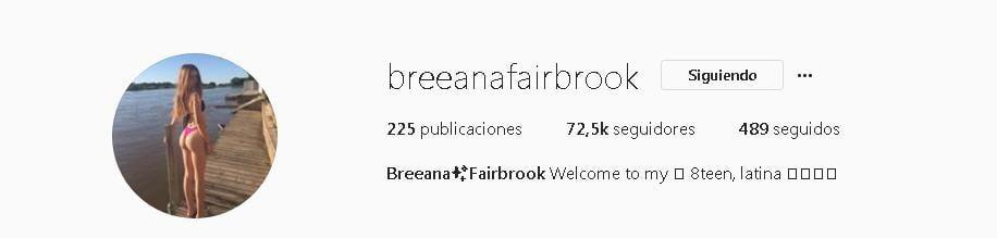 Exposed: Breanna Fairbrook