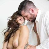 Businesswoman Keisha Grey gets the best deal possible by fucking her client