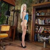 Elsa Jean - Library self-service