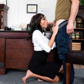 Janice Griffith - PTA and PDA! - Twistys