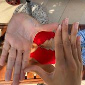 Hot Teen Brunette In A Crop Top Spreads Pussy - Yoya Grey